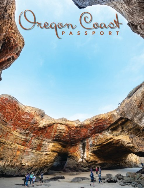 Oregon Coast Passport