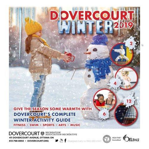 DOVERCOURT WINTER 2019 program guide