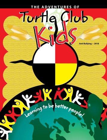 Turtle Club Kids - Anti-Bullying Summer 2018