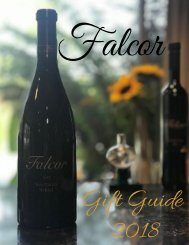 Falcor Holiday Gift Guide - CLUB