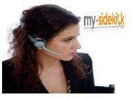 Virtual Receptionist Service