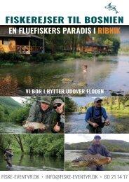 fiskerejser til Bosnien 2021