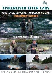Fiskerejser til Chilliwack