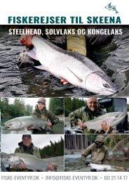 Fiskerejser til Kitimat