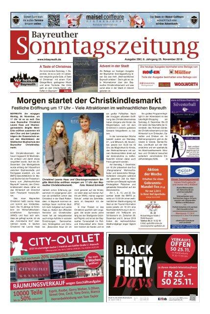 2018-11-25 Bayreuther Sonntagszeitung