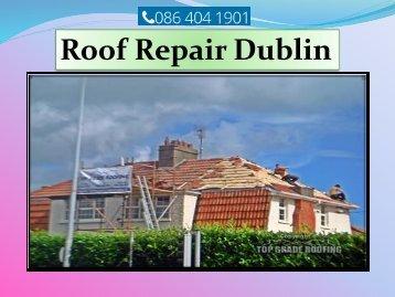 Roof Restoration in Dublin