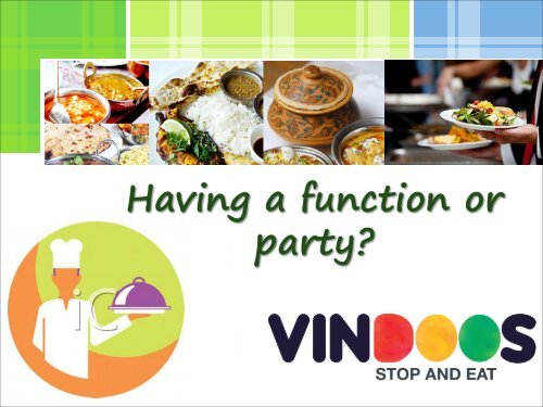 Catering Services in Bangalore for all Occasions