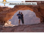 Welcome to Jordan Private Tours