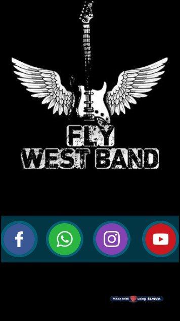 Cartão Interativo Fly West Band