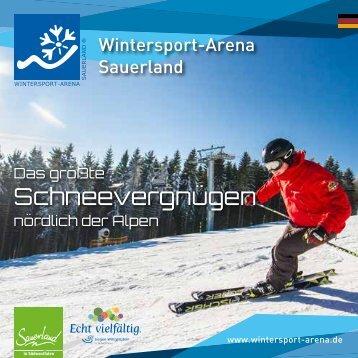 Wintersport Arena Sauerland 2018/2019