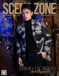 November 2018 Issue featuring David Licauco
