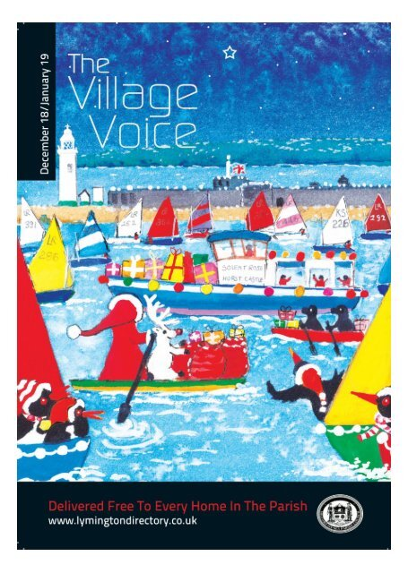 The Village Voice Dec 18 Jan 19