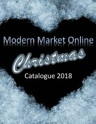Christmas Catalogue 2018