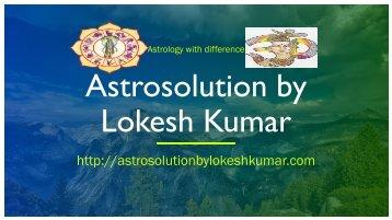 Astrosolution by Lokesh Kumar