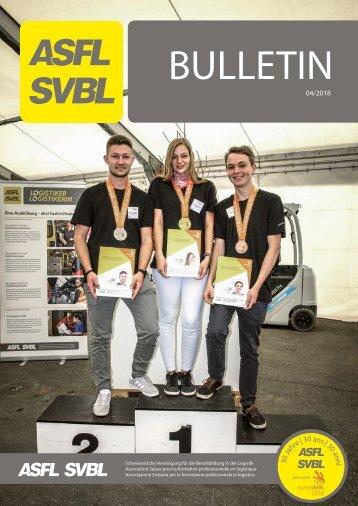 Bulletin 2018/4