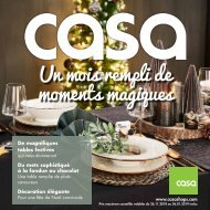 Catalogue Casa 26 nov 2018-6 jan 2019