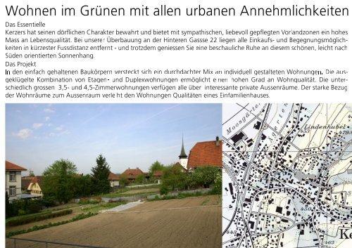Fassade Süd - Zimmermann Generalbauunternehmung AG