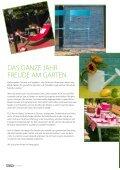 Design im garten - Brander AG - Page 2