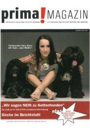 prima! Magazin - Ausgabe April 2010