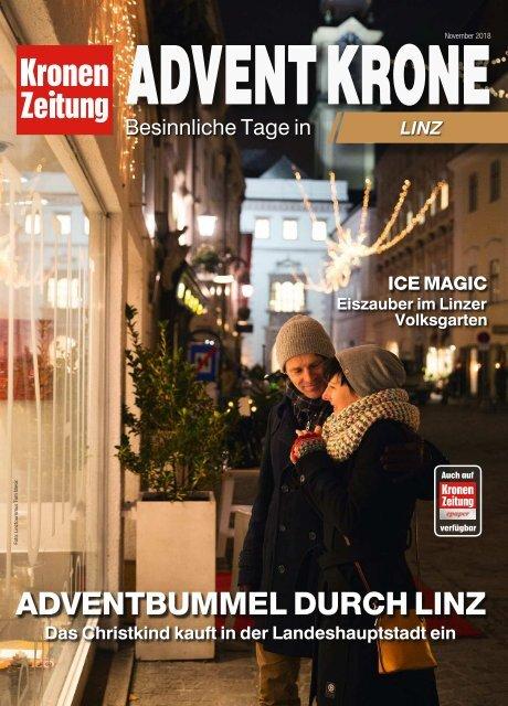Advent Krone Linz 2018-11-25