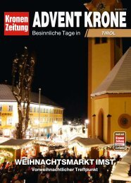 Advent Krone Tirol 2018-11-25