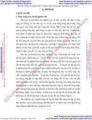 RÈN KĨ NĂNG GIẢI BÀI TẬP VỀ CÔNG THỨC HÓA HỌC CHO HỌC SINH THCS