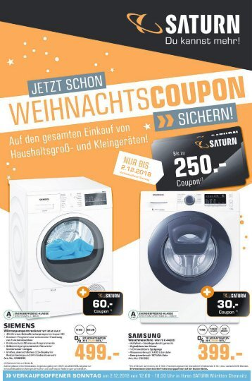 Saturn Chemnitz - 28.11.2018