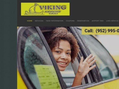 Taxi Service Saint Paul | Minneapolis Airport Cab - Viking Airport Taxi