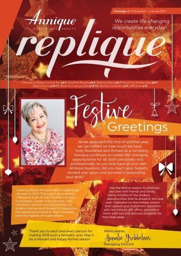 Replique - Campaign 6 - December 2018