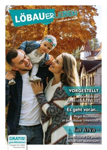 LöbauERleben   Ausgabe 01-2018