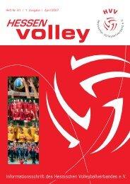 volley - Hessischer Volleyballverband eV