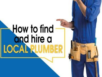 How to Find a Good Plumber in Raleigh, Cary, Apex NC?
