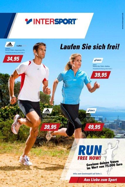 Jetzt aktuellen Running-Prospekt downloaden (PDF ... - Intersport Erdl