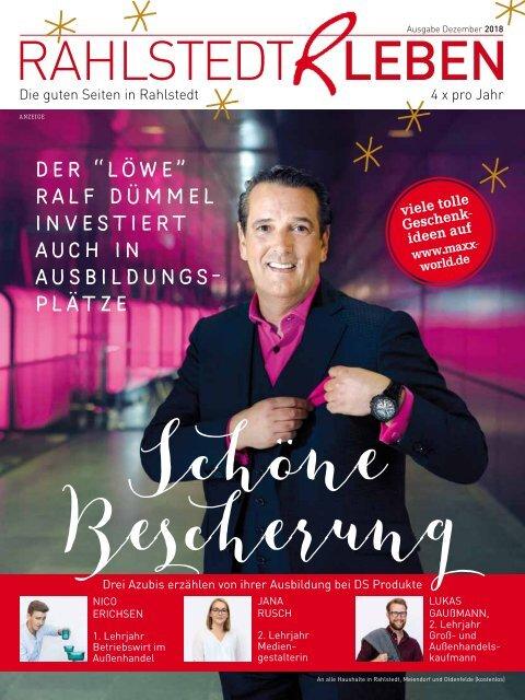 Rahlstedter Leben Dezember 2018