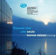 par personne. Service bar et traiteur - Montreux Music & convention ...