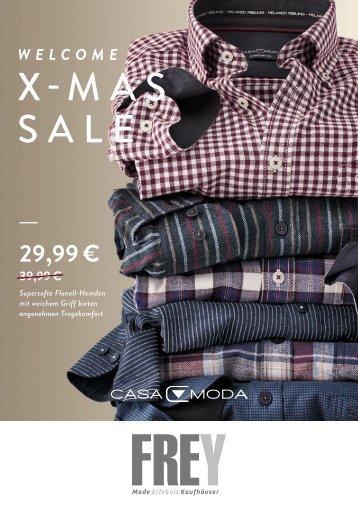 FREY Mode - Casa Moda Prospekt November 2018