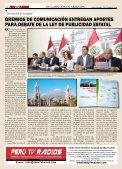 REVISTA PERÚ TV RADIOS NOV -  DIC 2018 - Page 2