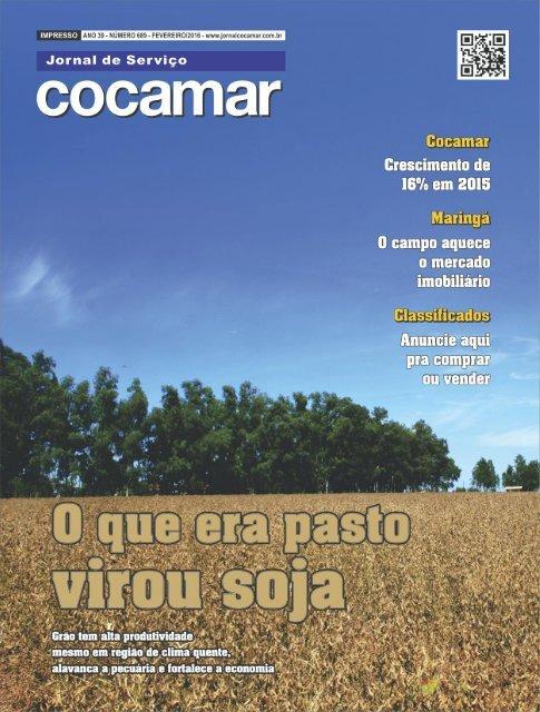 Jornal Cocamar Fevereiro 2016