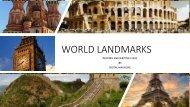 WORLD LANDMARKS 5