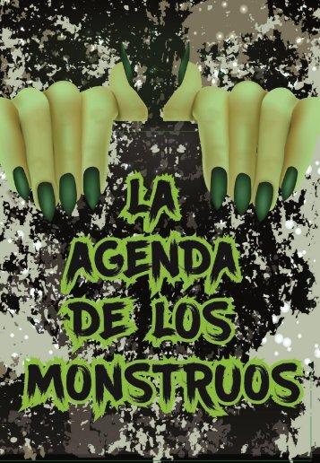 La agenda de los monstruos