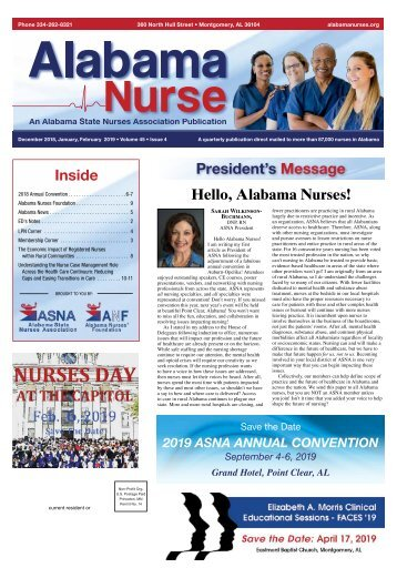 Alabama Nurse - December 2018
