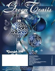 Green Trails Estates December 2018