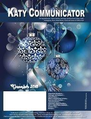Katy Communicator December 2018