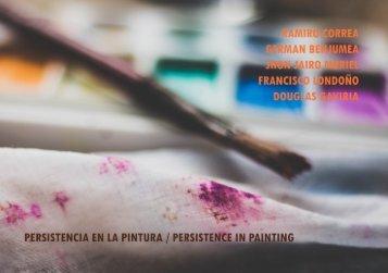 Persistencia de la Pintura