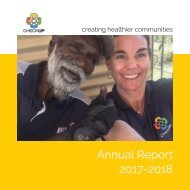 CheckUP 2017-2018 Annual Report for website