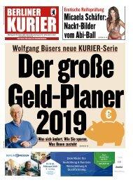 Berliner Kurier 26.11.2018