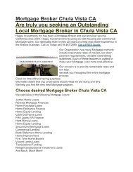 Happy Investments Inc Chula Vista CA | 619-483-2890