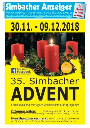 01.12.18 Simbacher Anzeiger