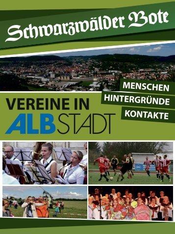 Vereine in Albstadt