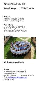 """Aqua- Power"" - HOY-REHA GmbH - Seite 2"